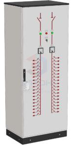 Шкаф распределения оперативного тока ШРОТ ELT